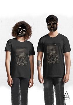 """The walk"" premium t-shirt"