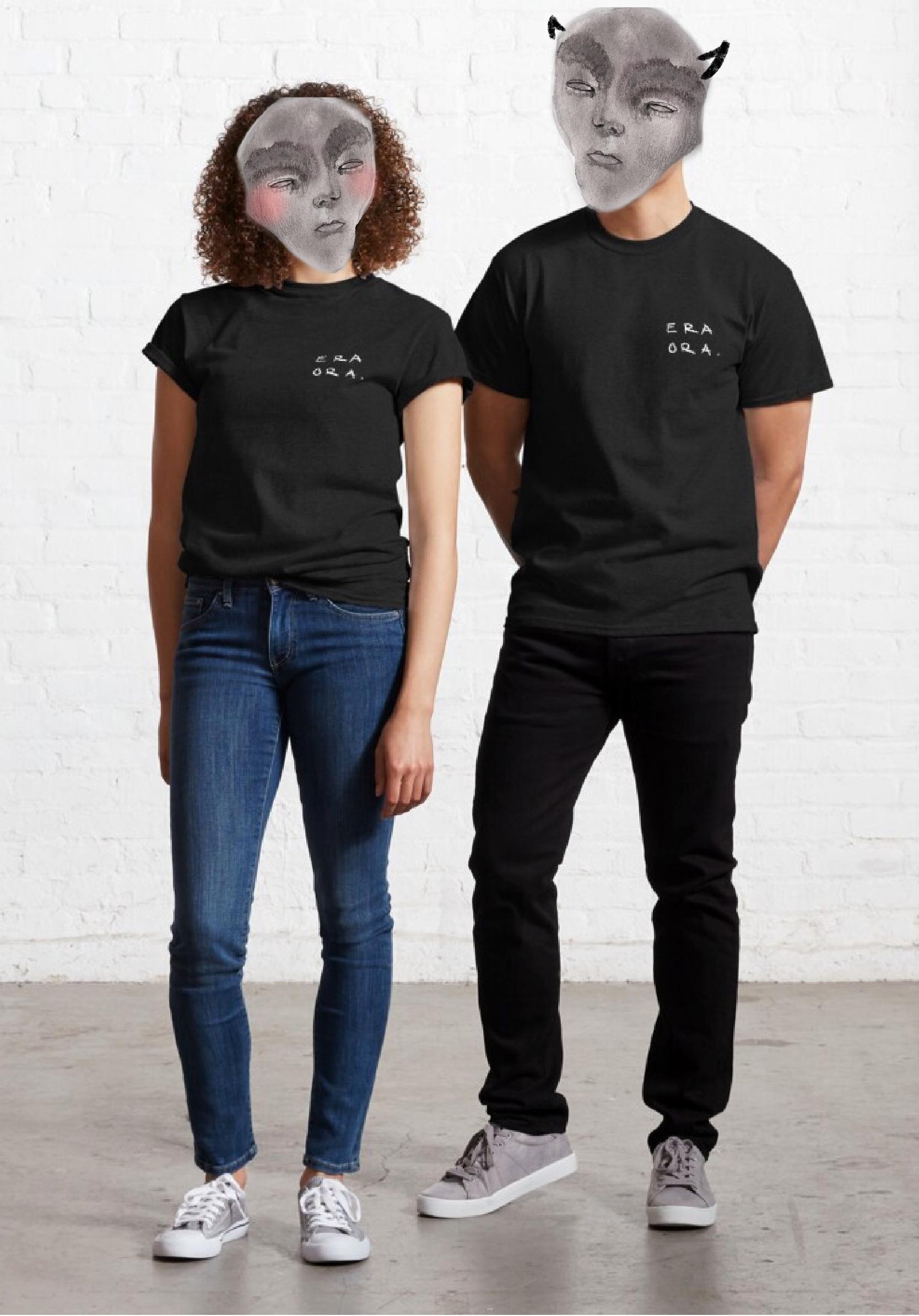 """Era Ora"" t-shirt"
