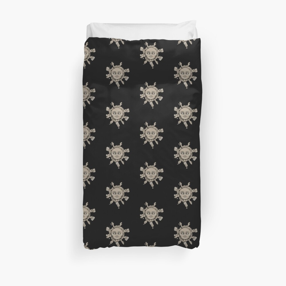 Toast to life Duvet Cover