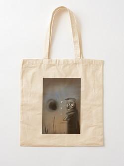 """Fee"" cotton bag"