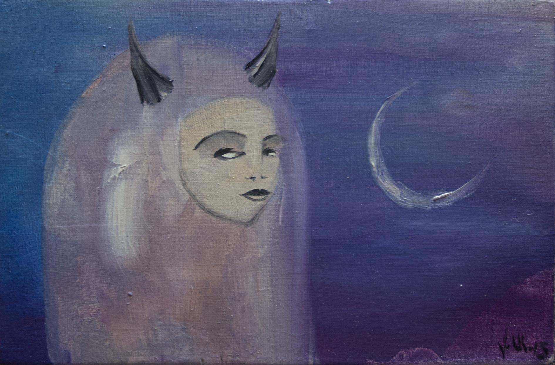 Anche la Luna ha i suoi alti e bassi