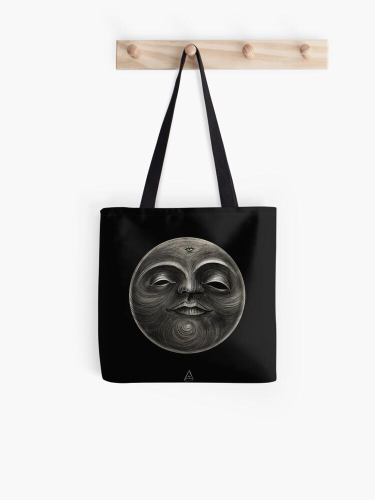 """""""Voodoo moon"""" tote bag"""