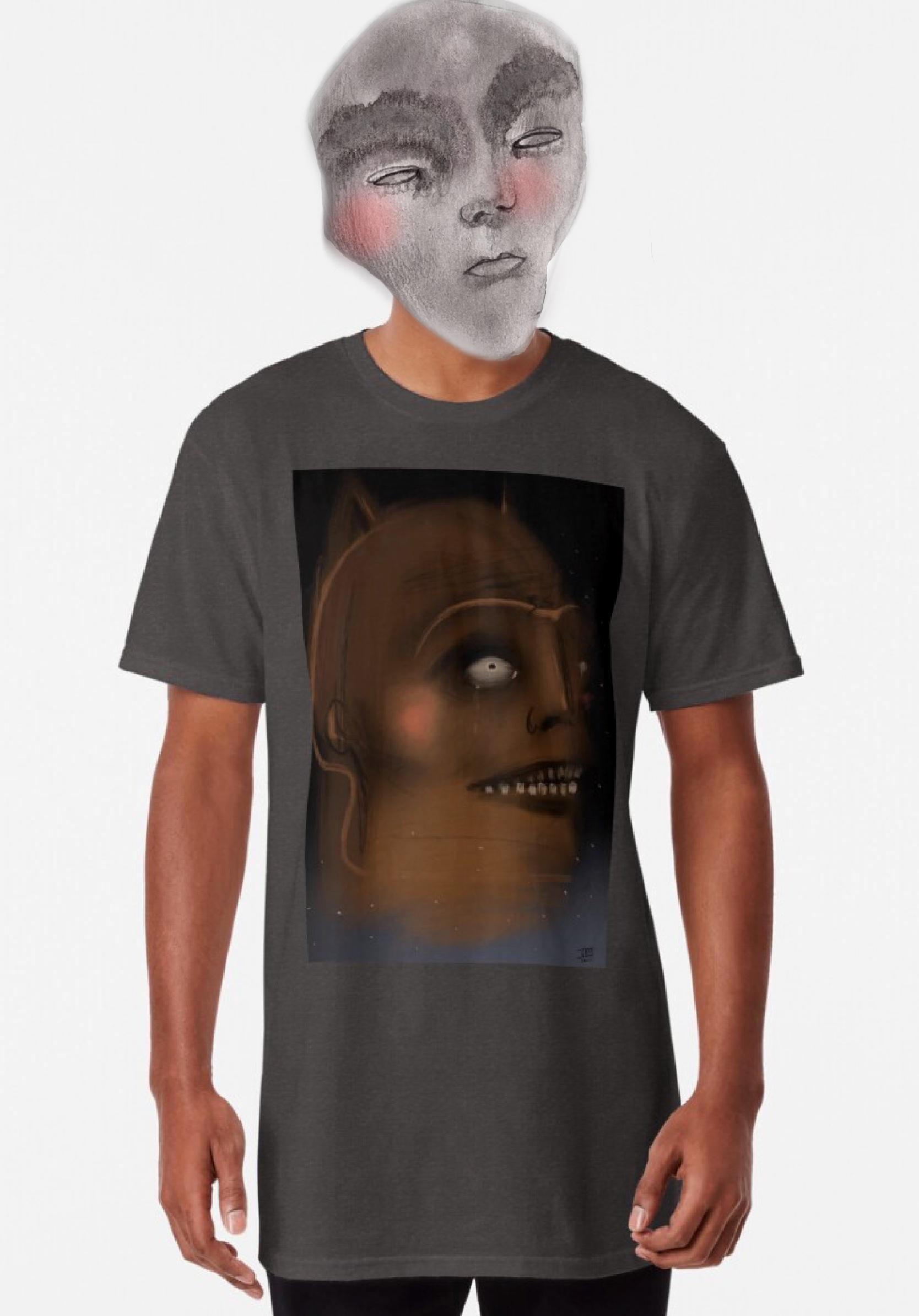 Hungover princess Long T-Shirt