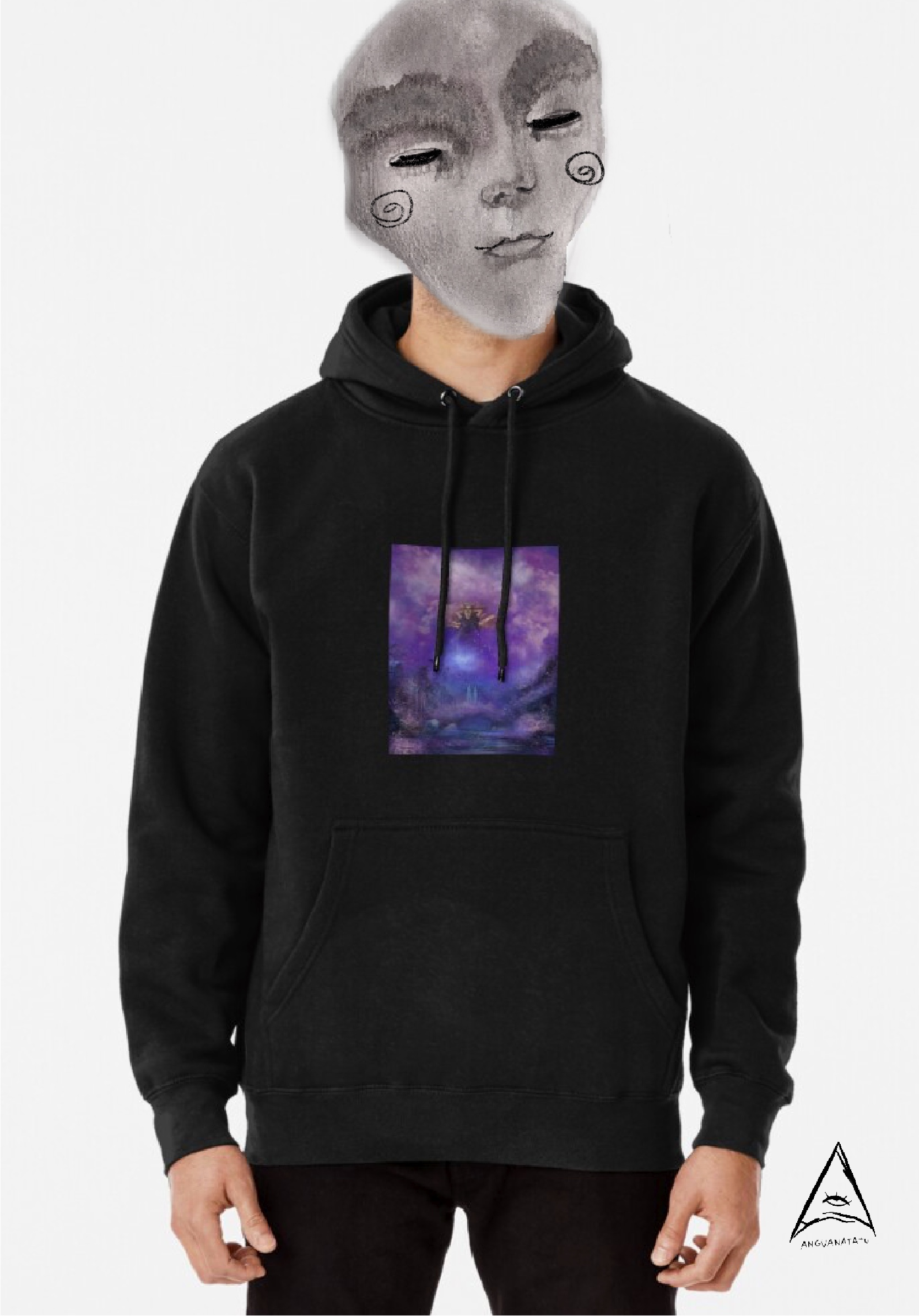 The room Pullover Hoodie