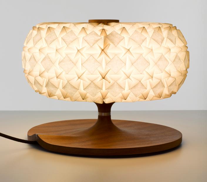 96 Molecules table lamp