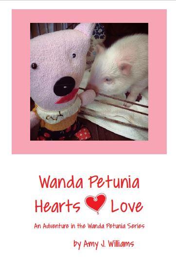 Wanda Petunia Hearts Love