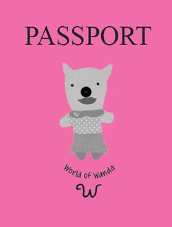 """Passport """"World of Wanda"""""""