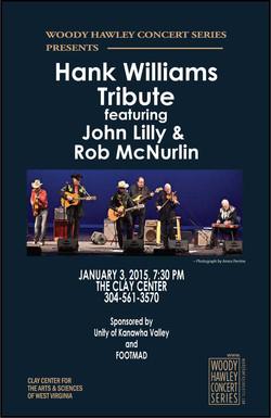 Hank Williams Tribute
