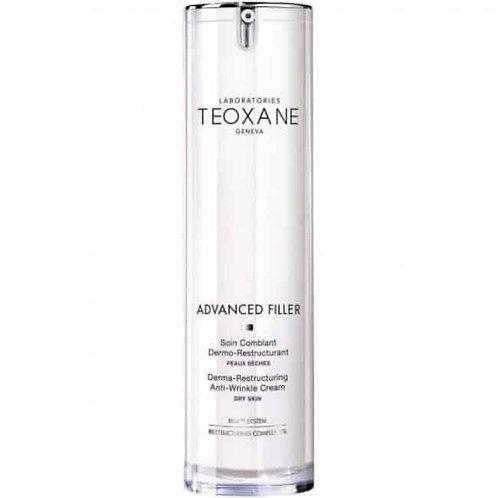 Teoxane Advanced Filler Anti Wrinkle Cream Dry Skin 50ml