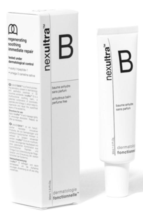 NEXULTRA B Anhydrous Balm Perfume Free UNIVERSKIN 30ml