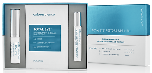 COLORESCIENCE Total Eye Restore Regimen