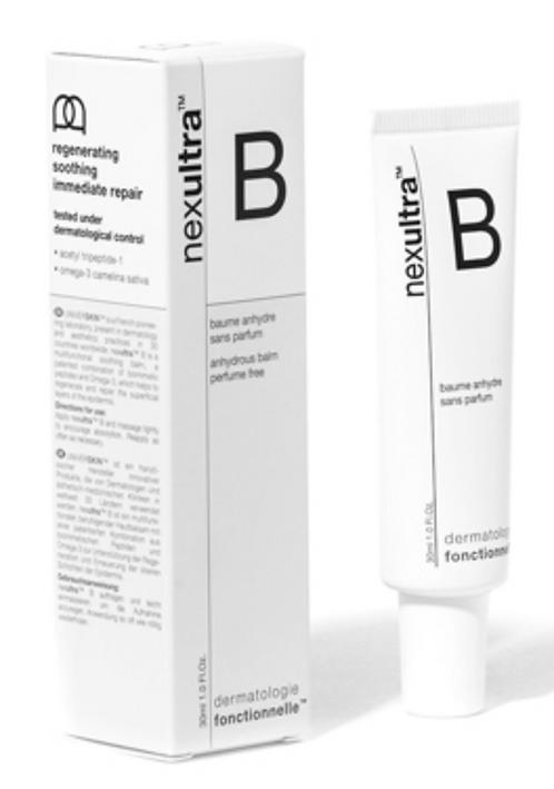 NEXULTRA B Anhydrous Balm Perfume Free UNIVERSKIN 100ml