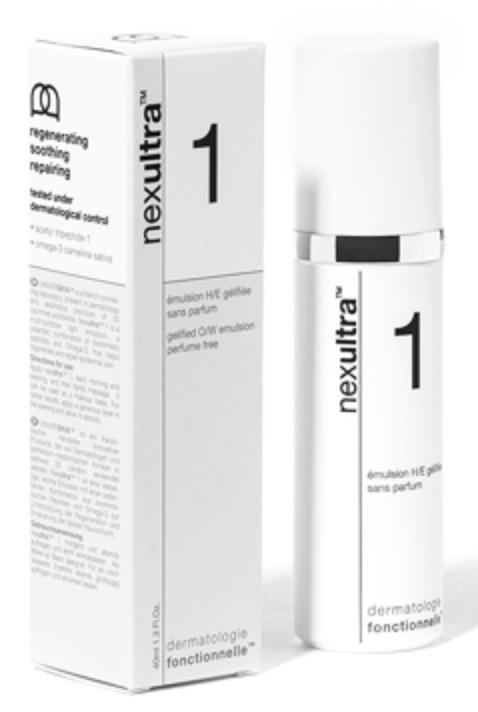 NEXULTRA 1 Gelified Face Cream UNIVERSKIN 40ml