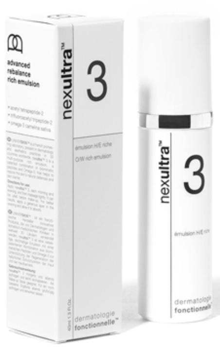 NEXULTRA 3 Rich Emulsion Face Cream UNIVERSKIN 40ml