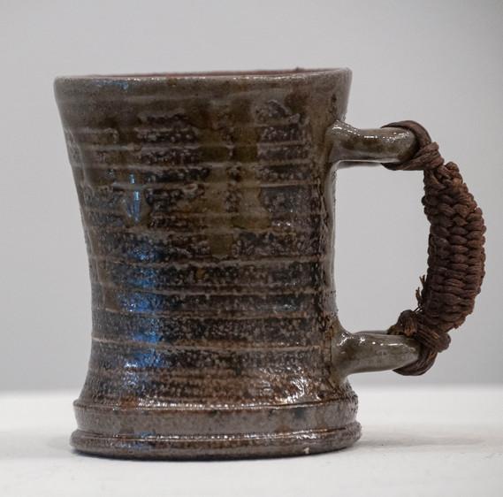 Woven Handle Handle mug