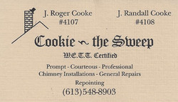 Cookie The Sweep