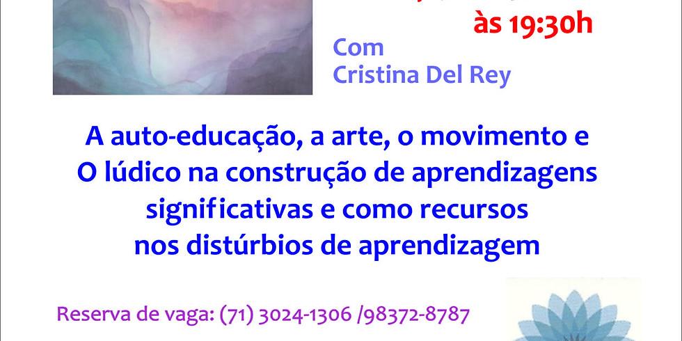 """Palestra """" A Pedagogia Waldorf e  Recursos Especiais"""""""