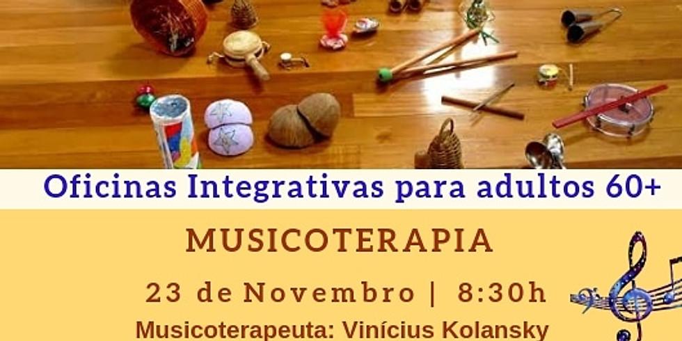 Musicoterapia para adultos 60 +