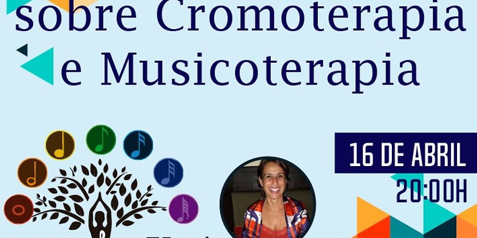 MUSICOTERAPIA E CROMOTERAPIA