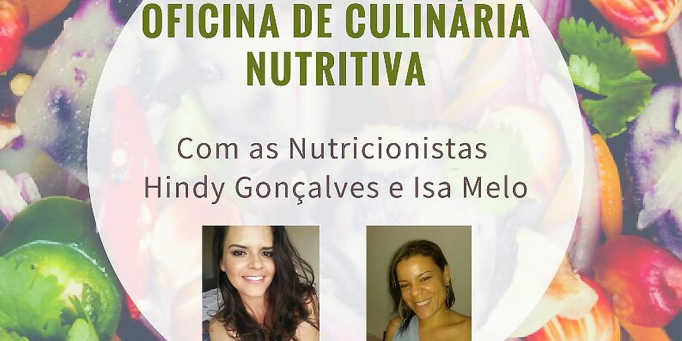Oficina de Culinária Nutritiva