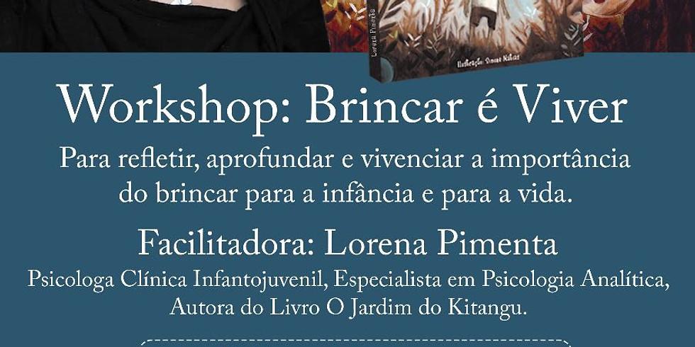 Workshop: Brincar é Viver