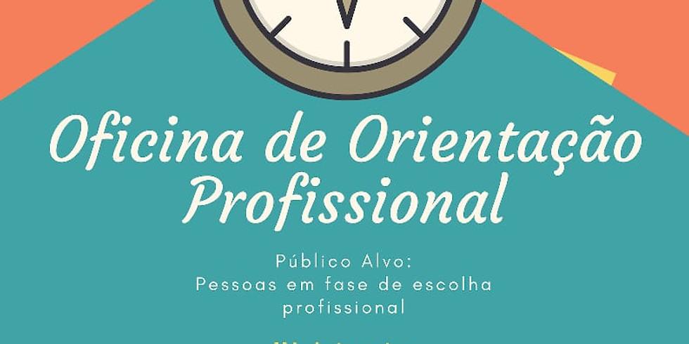 OFICINA DE ORIENTAÇÃO PROFISSIONAL