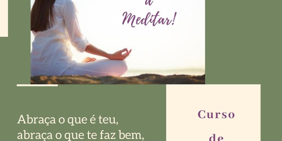 Curso Meditação