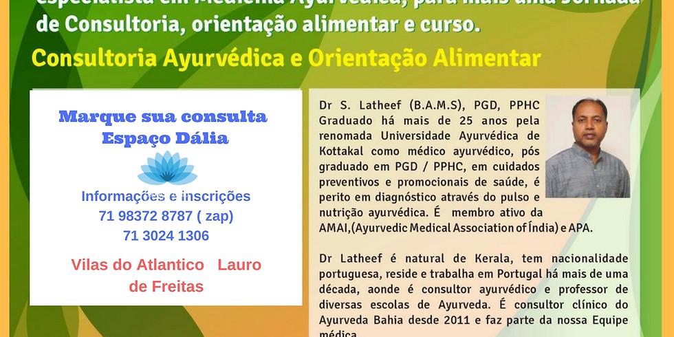 Consultoria Ayurvédica e Orientação Alimentar