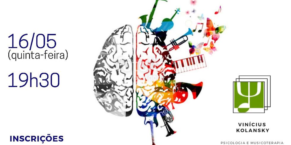 MUSICOTERAPIA E ANSIEDADE
