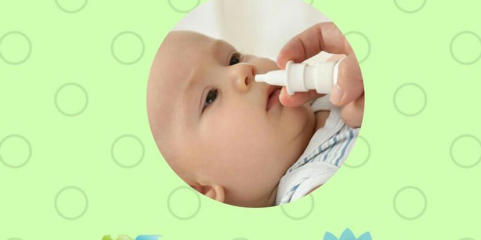 Oficina Prevenção Respiratória Infantil