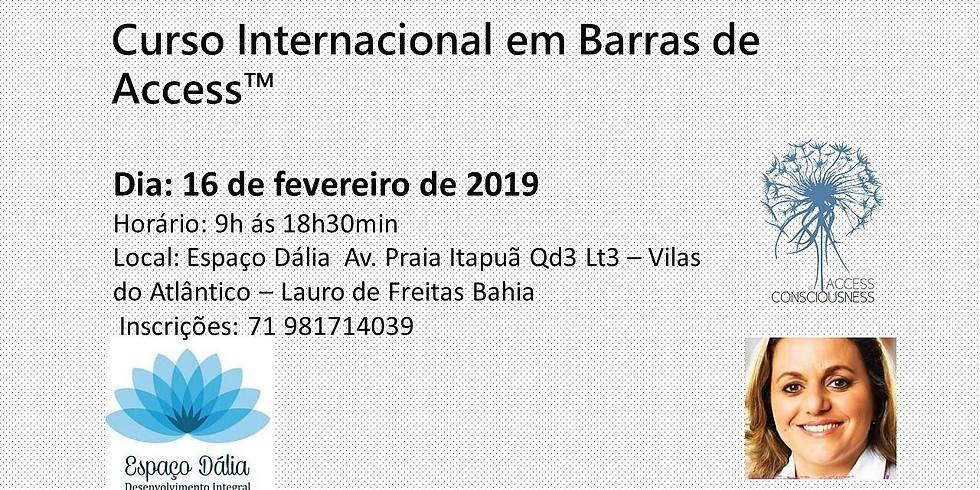 CURSO DE BARRAS