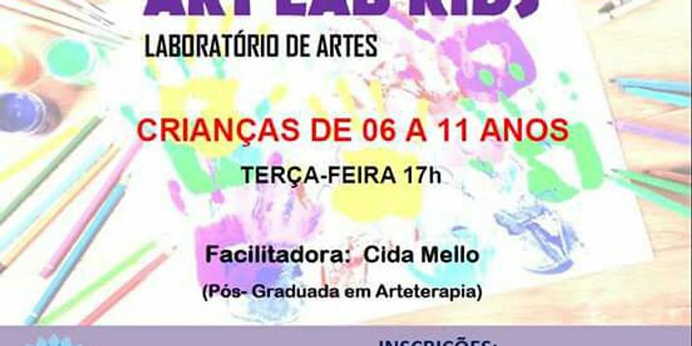 ART LAB KIDS - Laboratório de Artes