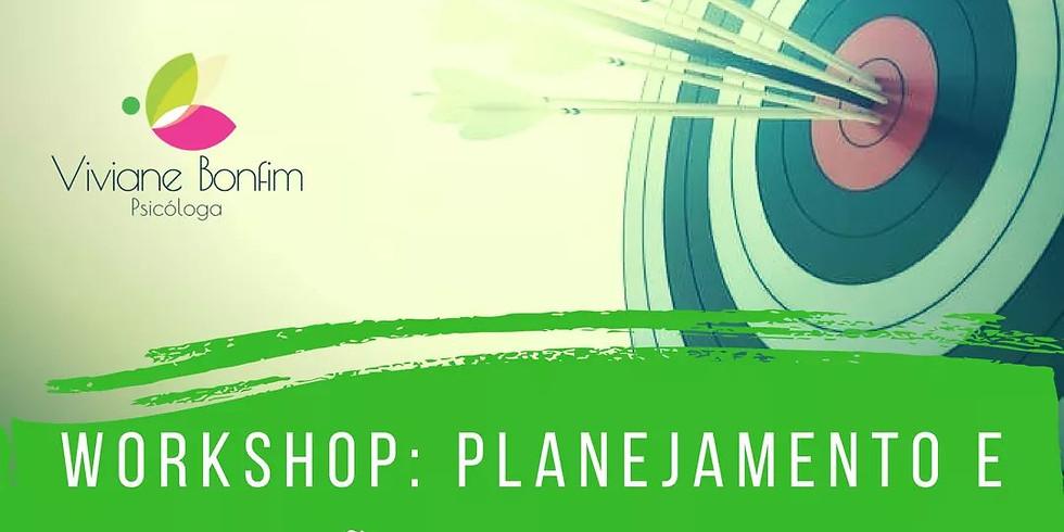 Workshop : Planejamento e Gestão de carreira