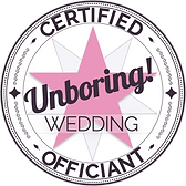 Unboring Officiant PRO Certified Badge 5