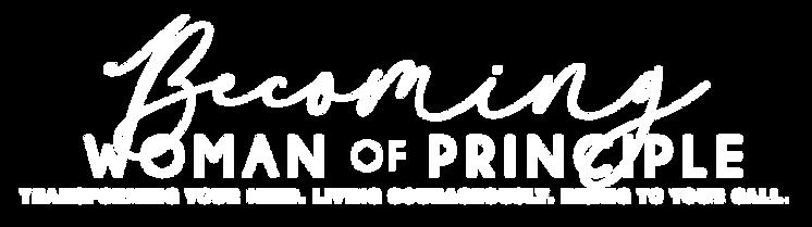 Becoming Woman of Principle.png