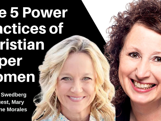 5 Power Practices for Christian Women