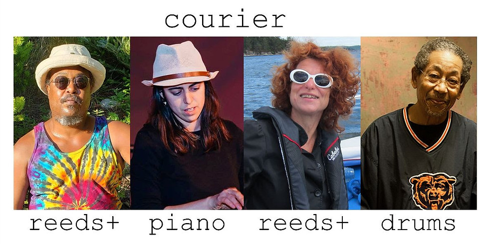 Eric's House of Improv & Abby London-Crawford Presents The Edith Lettner Courier Quartet