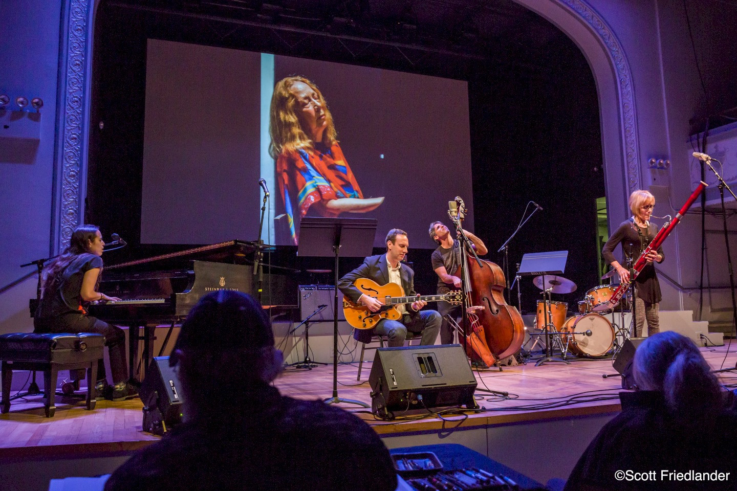 Connie Crothers Memorial Concert
