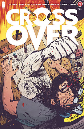 Crossover #1 - BUNDLE: Exclusive +Additional Cover