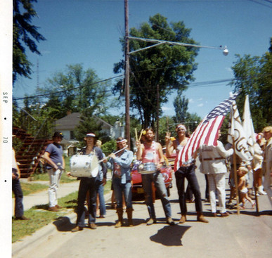 4th of July Parade in Minocqua