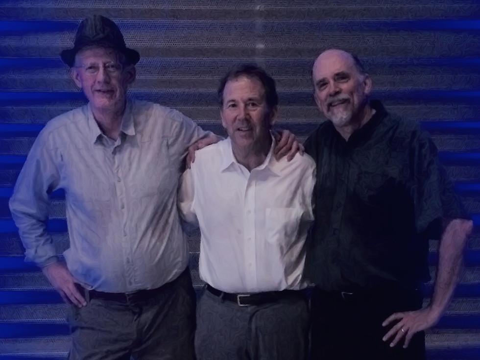 John Hadden, Peter Paterno, Me