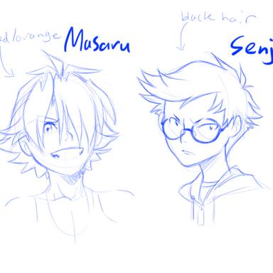 Masaru & Senjou - 2016