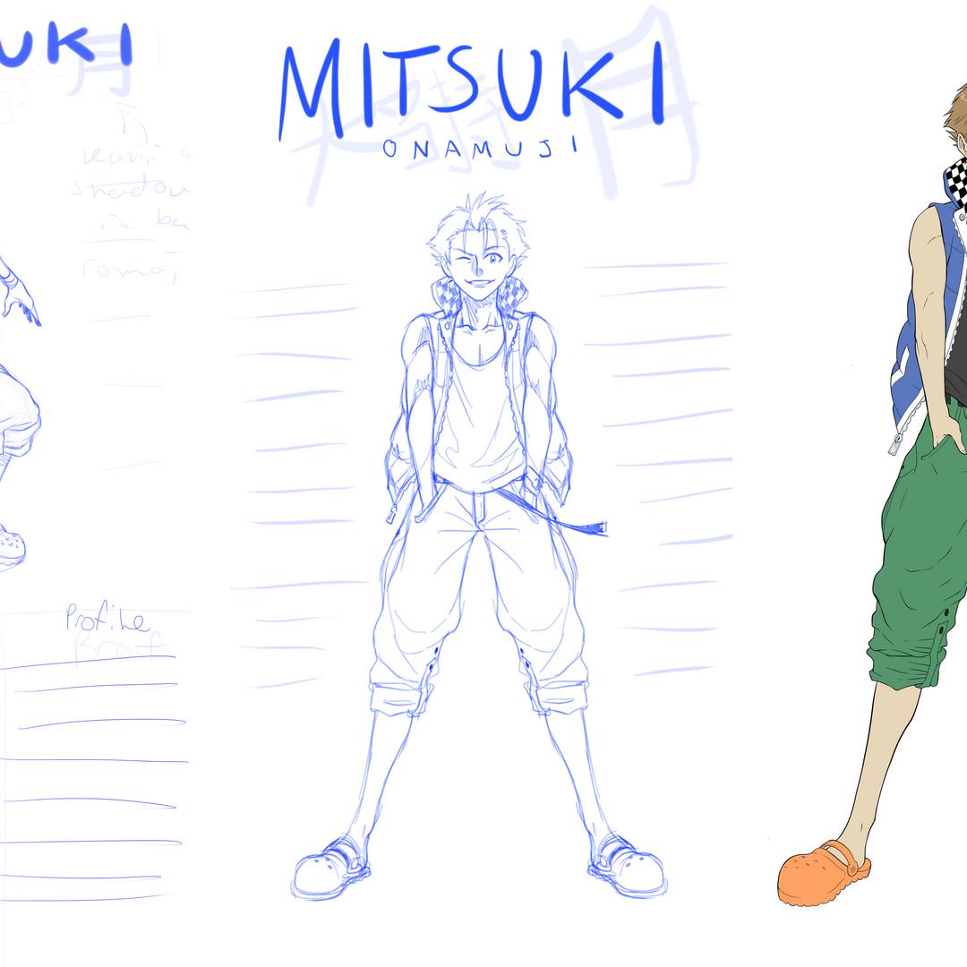 Mitsuki - 2017