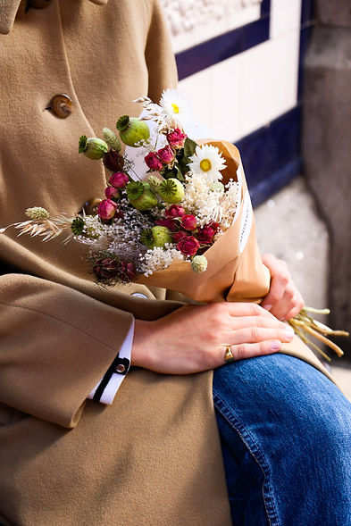 Bench - dried flowers in hand .jpg