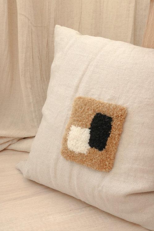 Linen cushion - Canvas