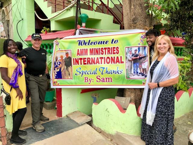 Reach & Rescue Missions India