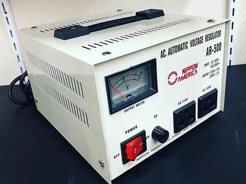 Regulador de Voltaje Automático.