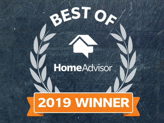 IMPACT Home Inspections, Inc. Receives 2019 'Best of HomeAdvisor' Award