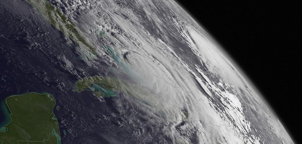 Hurricane Matthew C/O NOAA