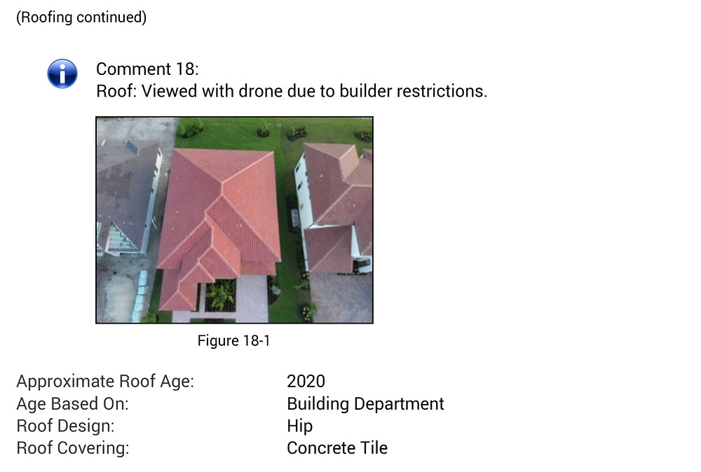 Drone Picture of Roof